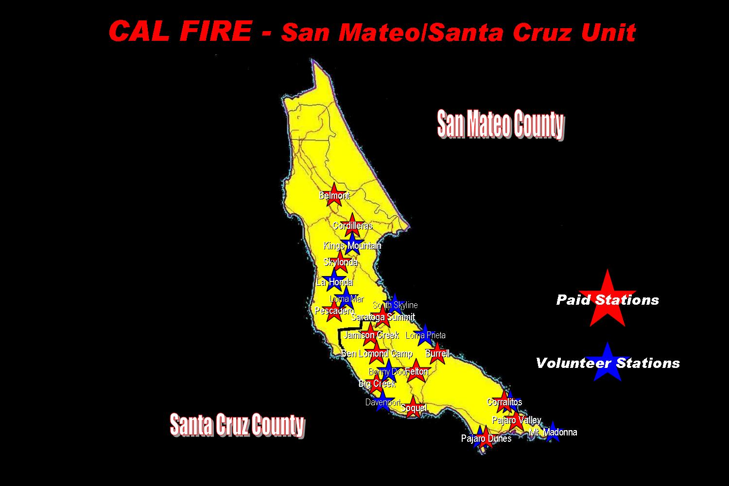 Santa Cruz County Fire